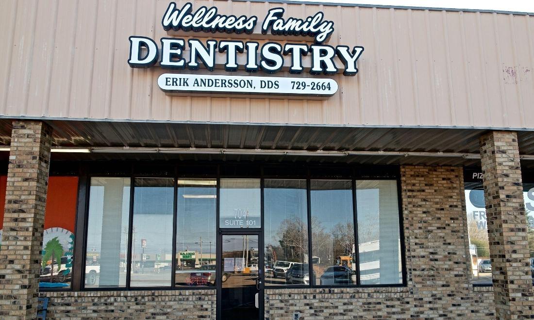 Dentist Hohenwald TN | Wellness Family Dentistry | Office